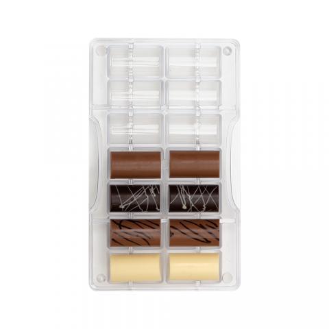 Chokladform, Cylinder