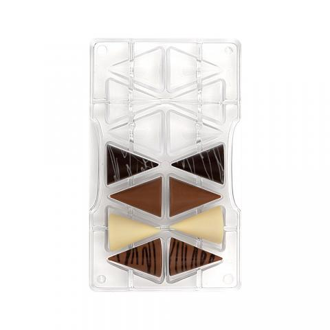 Chokladform, Cone