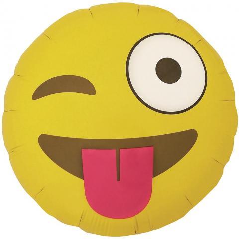Folieballong, Emoji Winking