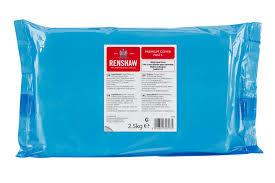 Renshaw EXTRA sockerpasta, vit 2,5kg