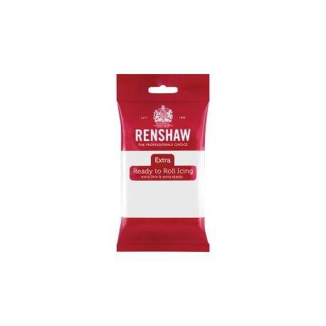 Renshaw EXTRA sockerpasta, vit 250g