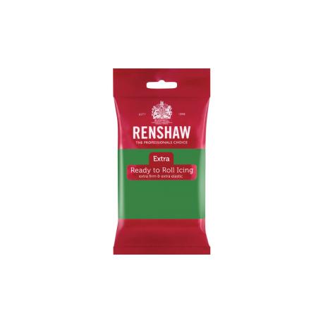 Renshaw EXTRA sockerpasta, grön 250g