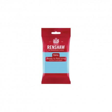 Renshaw EXTRA sockerpasta, ljusblå 250g