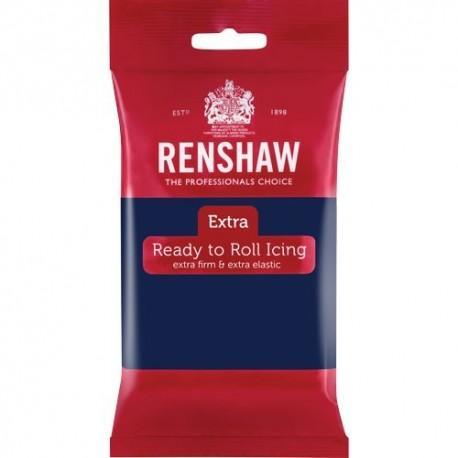 Renshaw EXTRA sockerpasta, navy blue  250g