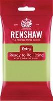 Renshaw EXTRA sockerpasta, pastellgrön 250g