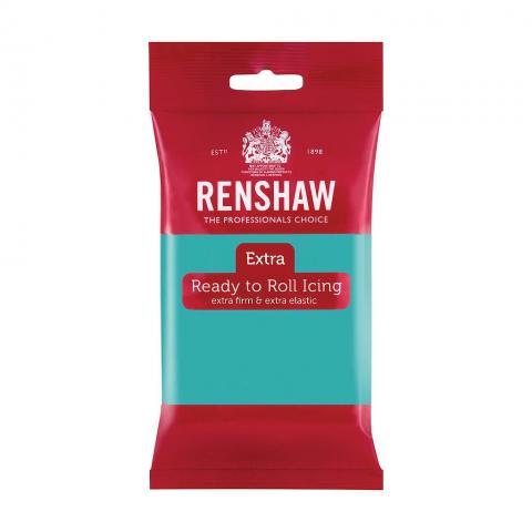 Renshaw EXTRA sockerpasta, jade 250g