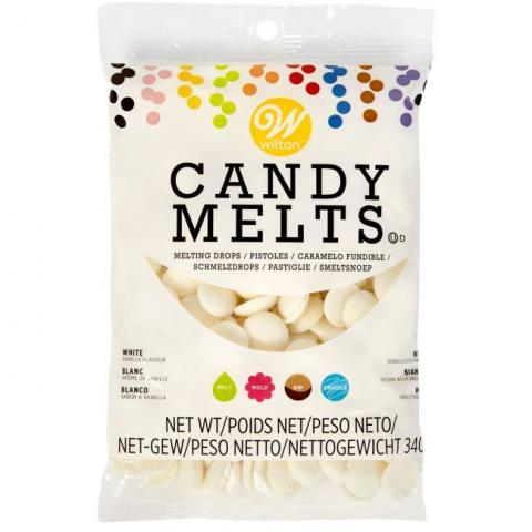 Wilton Candy Melts® -knappar, vita