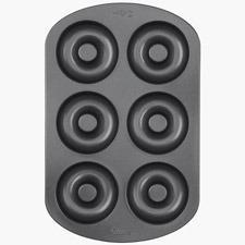 Wiltons donuts-form, 6 hål