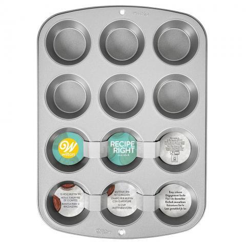 Wilton Recipe Right® muffinsplåt