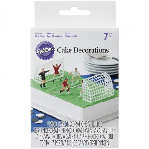 Wilton tårtdekoration, fotbollspelare