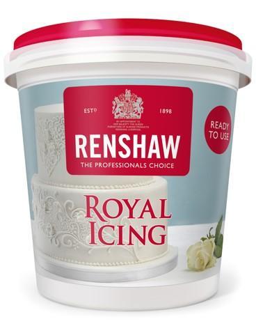 Renshaw Royal Icing 400g