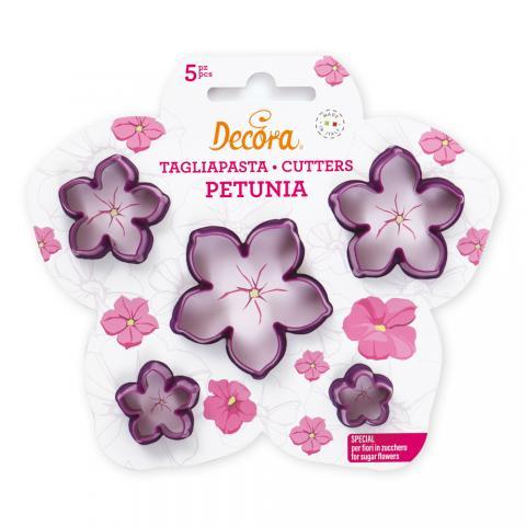 Petunia dekorationsmått