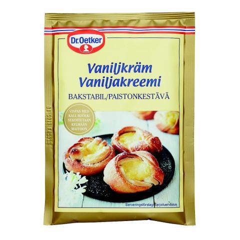 Dr Oetker vaniljkräm