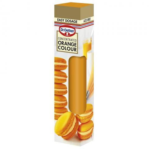 Dr Oetker gelfärg, orange