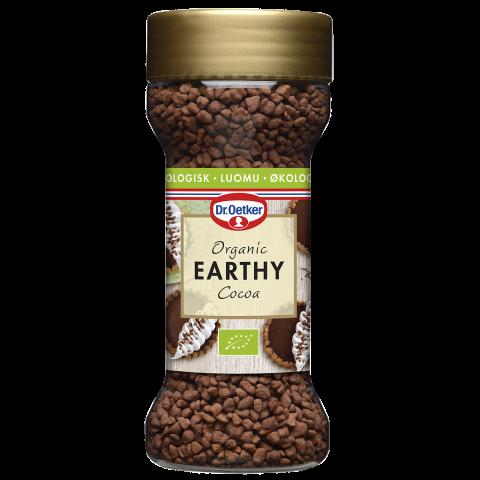 Dr Oetker ekologiskt strössel, Earth cocoa