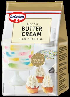 Dr Oetker Base for Buttercream