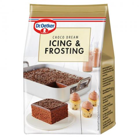 Dr Oetker Icing & Frosting, Choco Dream