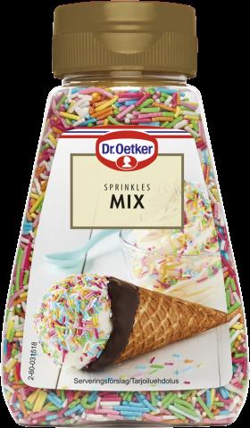 Dr Oetker strössel, mix