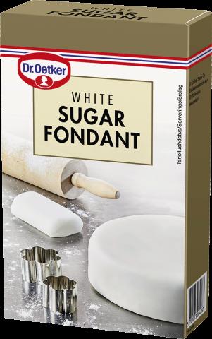 Dr Oetker sockermassa, vit 1kg