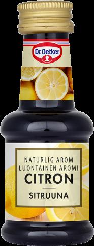 Dr Oetker arom, citron