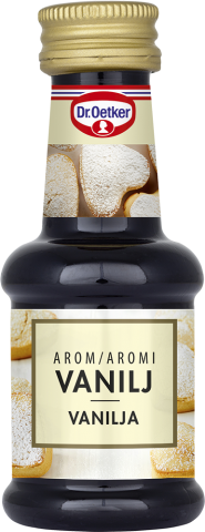 Dr Oetker arom, vanilj