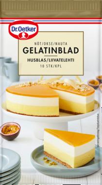 Dr Oetker Beef gelatinblad