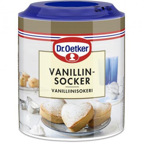 Dr Oetker vanillinsocker