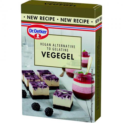Dr Oetker vegegel