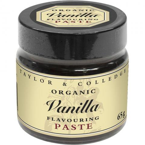 Organic Vanilla Paste vaniljpasta