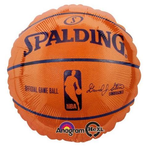 Folieballong, basket