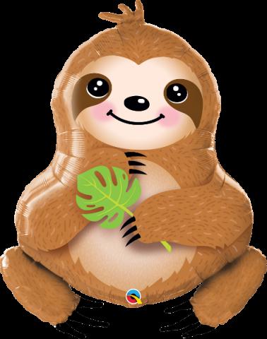 Folieballong, Sweet sloth