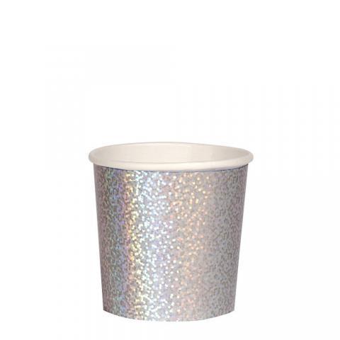 Silver Sparkle muggar