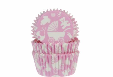 Muffinsform, flickbaby