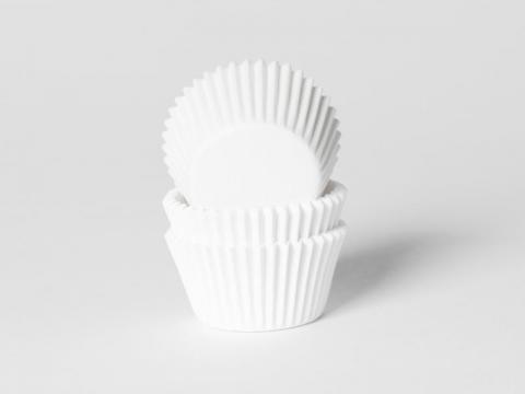 Mini-muffinsform, vit