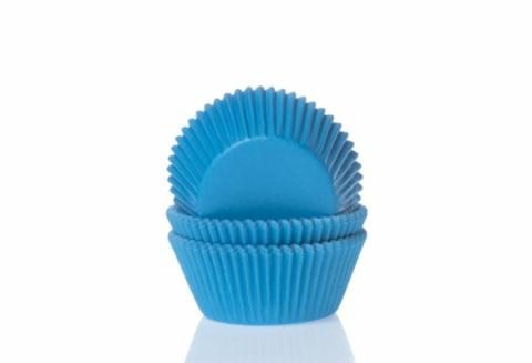 Mini-muffinsformar, havsblå (cyanblue)