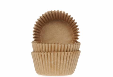 Mini-muffinsform, oblekt