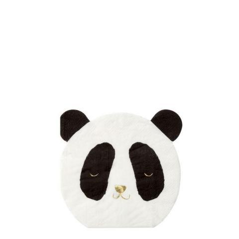 Panda servetter