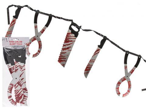 Blodiga verktyg -vimpelband
