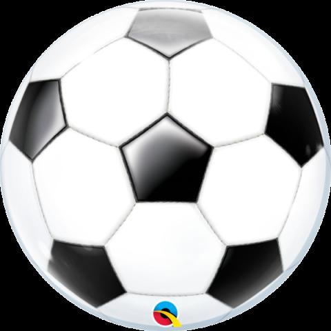Bubbleballong, Fotboll