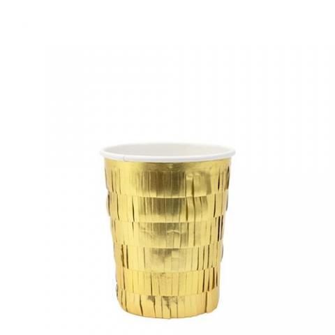 Gold Pinata muggar