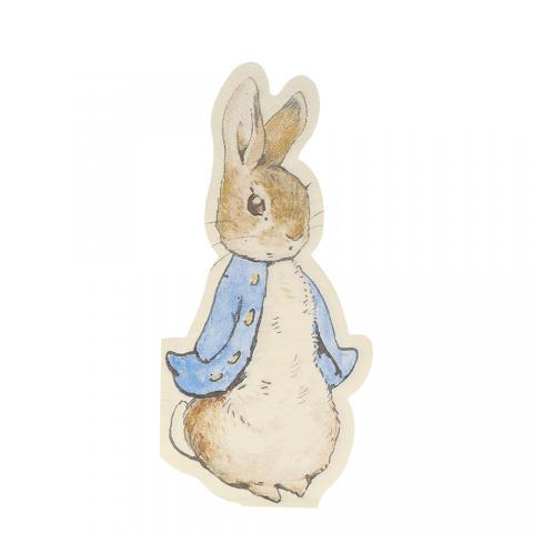 Peter Rabbit servetter