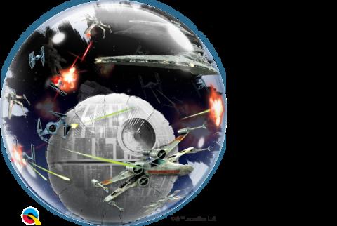 Double Bubble ballong, Death Star