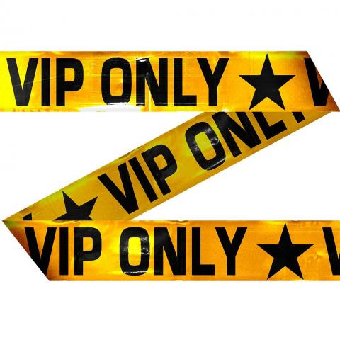 Dekorationsband, VIP