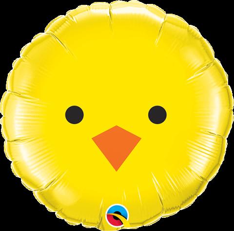 Folieballong, Baby chicken
