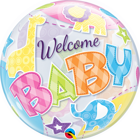 Bubbleballong, Welcome baby