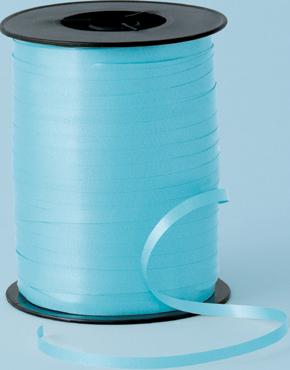 Ballongsnöre, ljusblå