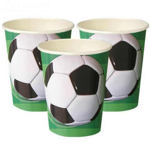 Fotboll muggar