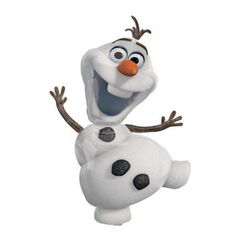 Folieballong, Frozen Olof