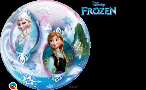 Bubbleballong, Frozen