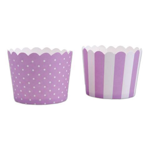Minimuffinsform-kopp, violet
